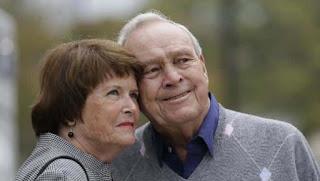 Arnold Palmer Wife Kathleen Gawthrop Palmer