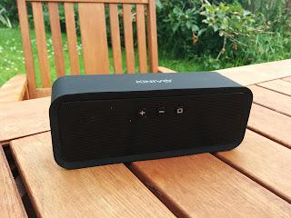 Kinivo BTX270 Wireless Bluetooth Portable Speaker #Review