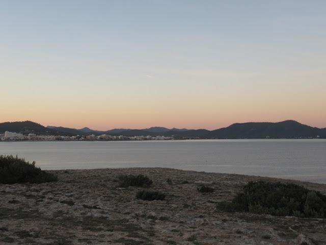 Halbinsel Punta de n'Amer auf der Baleareninsel Mallorca