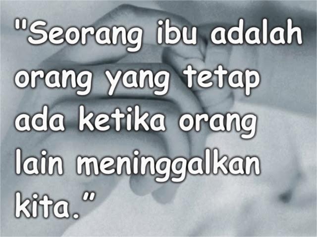 Image result for kata hikmat ibu