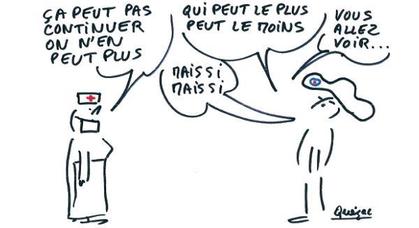 40 ANNÉES DE CONTRE-RÉFORMES HOSPITALIÈRES...