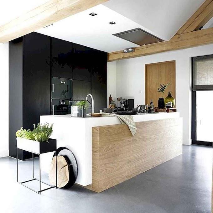 60 Awesome Scandinavian Kitchen Design Ideas