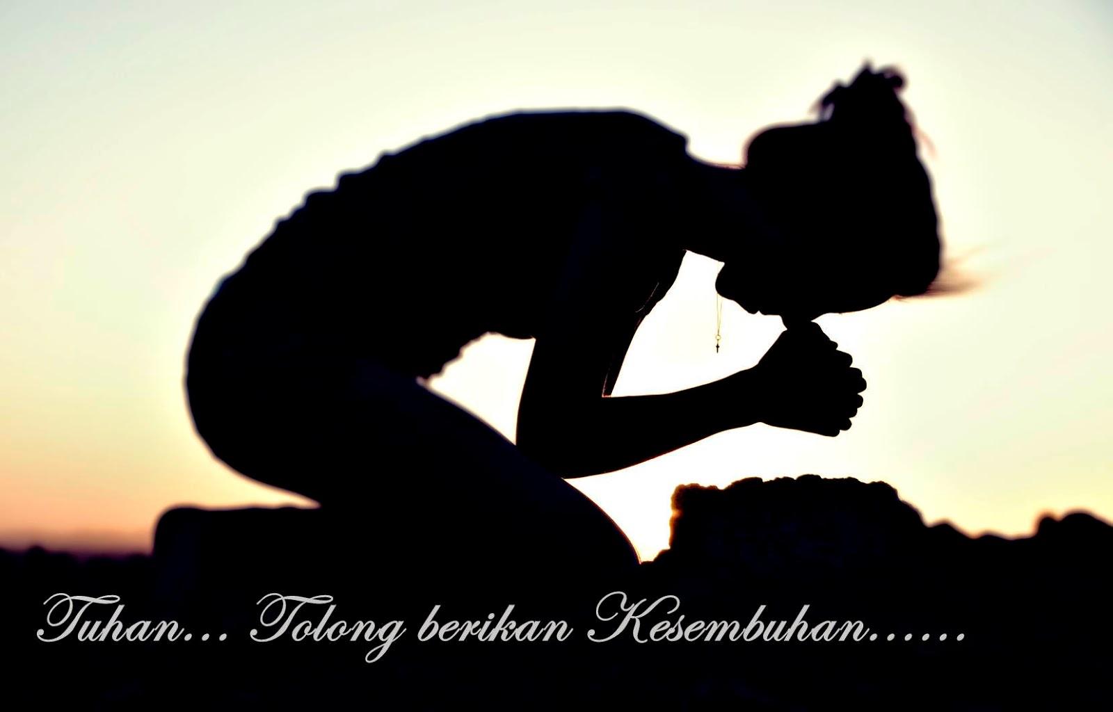 Doa Untuk Orang Sakit Supaya Cepat Sembuh Kata Kata 2017
