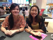 EUNICE (r) AND MEGAN (l) JOURNALISM STUDENTS - READ THEIR VIEW ABOUT SENIORS