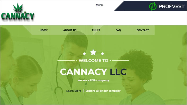 Cannacy обзор и отзывы HYIP-проекта