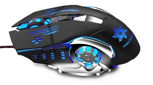Zinq 1070 Fast Response Gaming Mouse