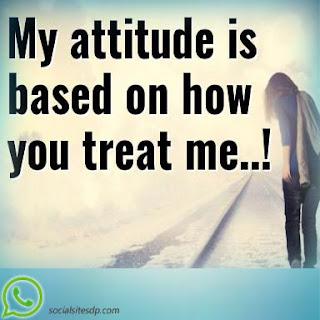 Whatsapp DP Attitude images