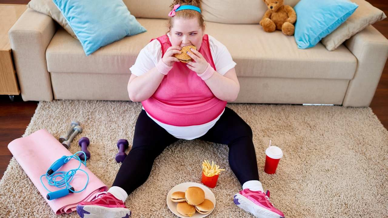 How To Avoid Menopause Weight Gain