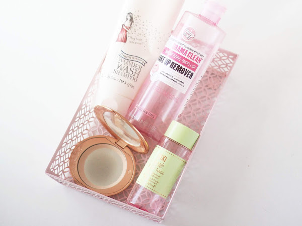 May Beauty Empties