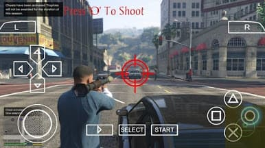 GTA 5 PPSSPP ISO