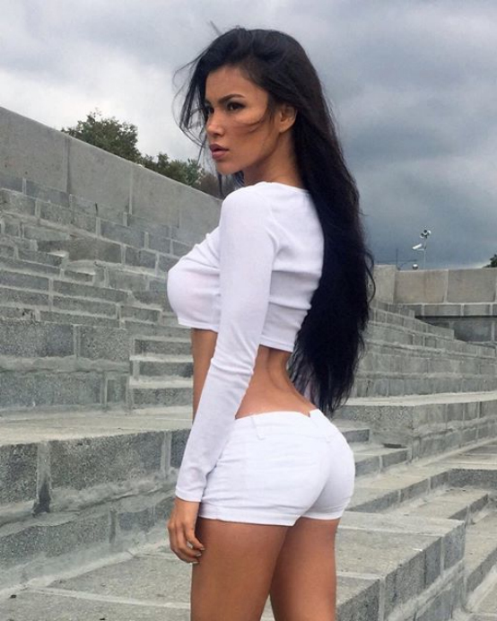 russian Svetlana Bilyalova