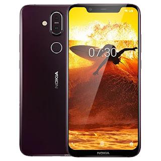 هاتف Nokia 8.1