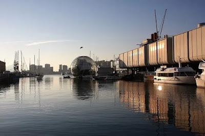 Genova-mare-porto antico-Renzo Piano-architettura