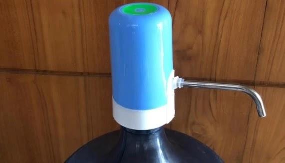 Pompa Galon Elektrik yang Aman