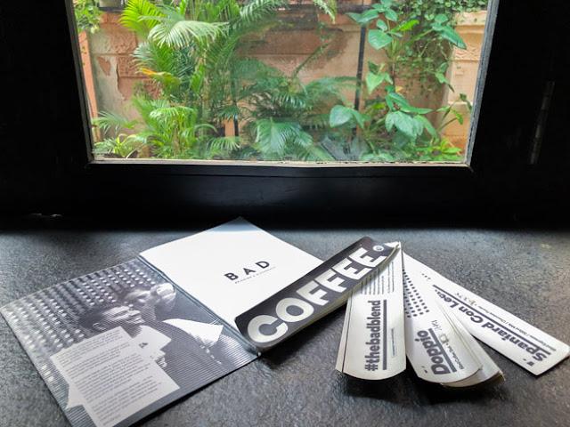 BAD cafe bandra mumbai photo