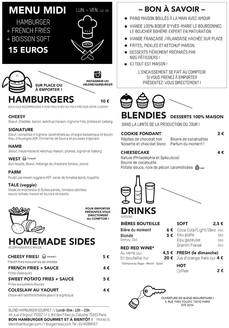 747379e5917b33 Donc récapitulons, des frites qui déchirent, des burgers moelleux et  savoureux, un large choix de combinaisons, et une formule raisonnable à 15€  ...