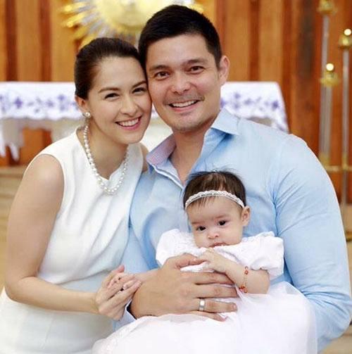 Ghen tị với gia đình 'đẹp toàn diện' của mỹ nhân có nhan sắc số một Philippines - 2