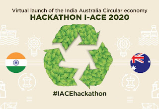 India Australia Circular Economy Hackathon (I-ACE)