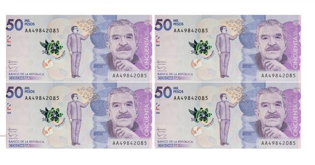 FRONTERA: Billetes falsos inundan comercio de Arauca en  Colombia.