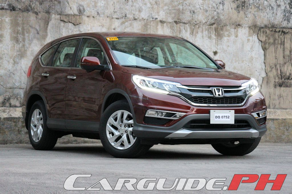 review 2015 honda cr v 2 4 sx philippine car news car reviews and prices carguide ph. Black Bedroom Furniture Sets. Home Design Ideas