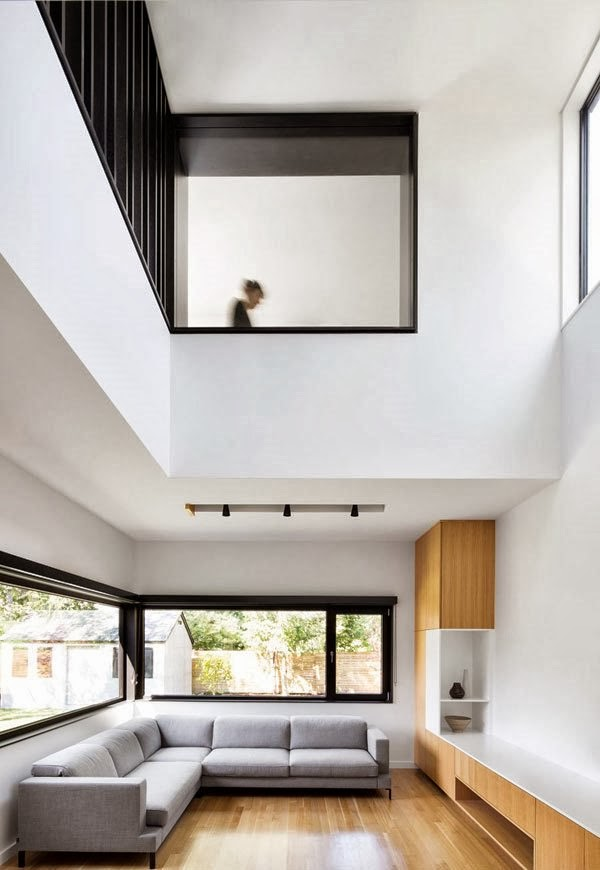 Renovasi Rumah Minimalis Dua Lantai  Rancangan Desain