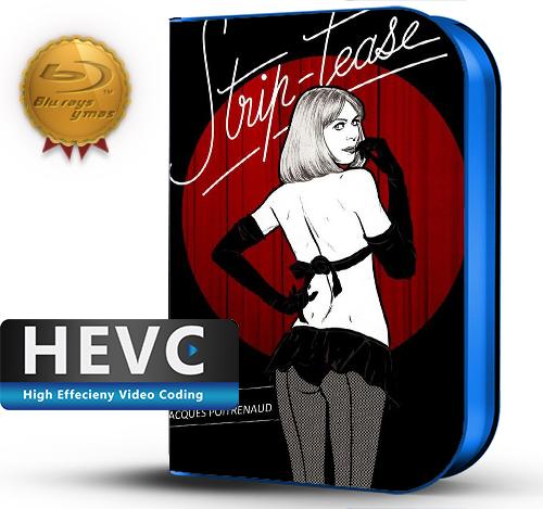 Strip-tease (1963) 1080P HEVC-8Bits BDRip Frances (Subt.Esp)(Drama)