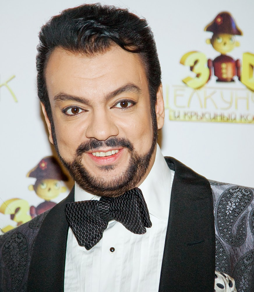 The Perfect Miss: Philipp Kirkorov is a Miss Universe 2013 ...  The Perfect Mis...