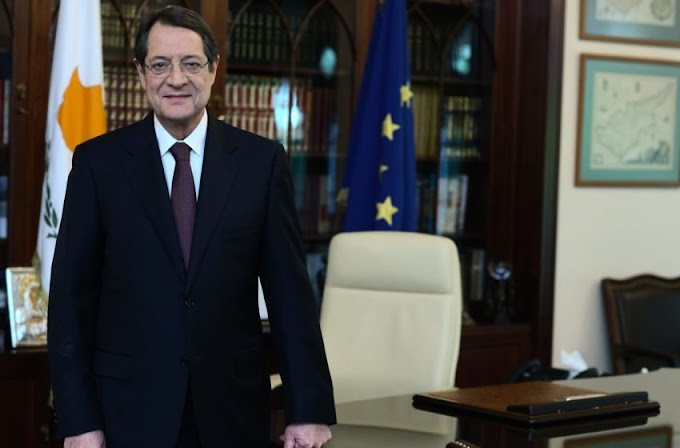 "Aναστασιάδης: ""Δεν θα δεχτώ προαπαιτούμενα για να πάω σε συνομιλίες"""