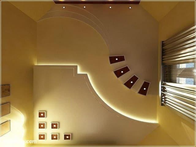 اسقف جبس بورد للصالات 2 | Gypsum Ceiling For Halls 2