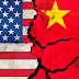 American spy plane entered Chinese airspace for the second consecutive day.  China threatens America.