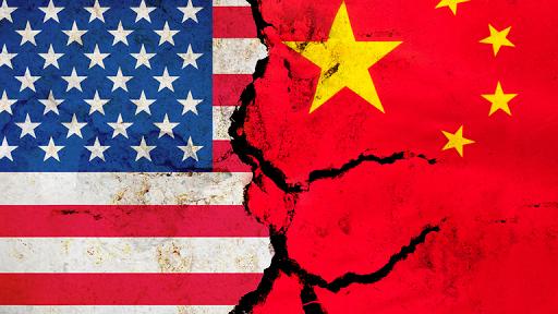 US China tension