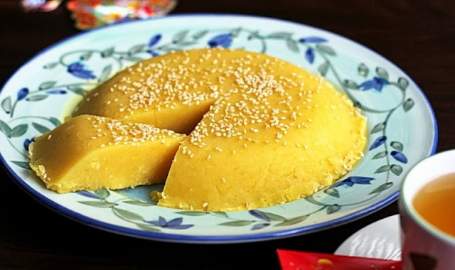 Mung Bean Pudding - Vietnamese Che Kho 1