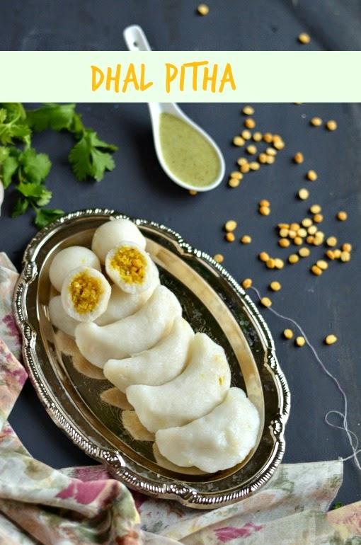 Dhal Pitha Jharkhand Cuisine Nalini Skitchen
