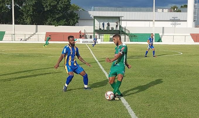 Grêmio Sorriso goleia Poconé de virada