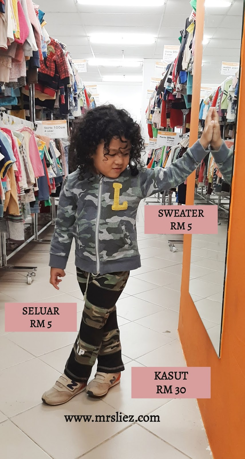 Rambang Mata Shopping Pakaian Murah Untuk Anak Anak Di Jalan Jalan Japan M3 Mall Mrsliez Com