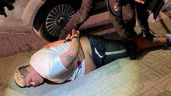 Detenido en Peal de Becerro el joven buscado por sus vídeos en redes disparando armas