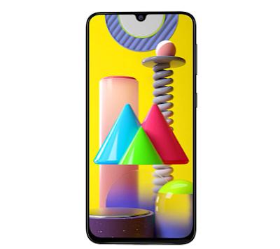 Samsung Galaxy M31-64MP Quad Camera