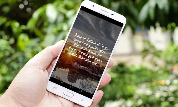 Tips Bikin Pictorial Quote di Instagram