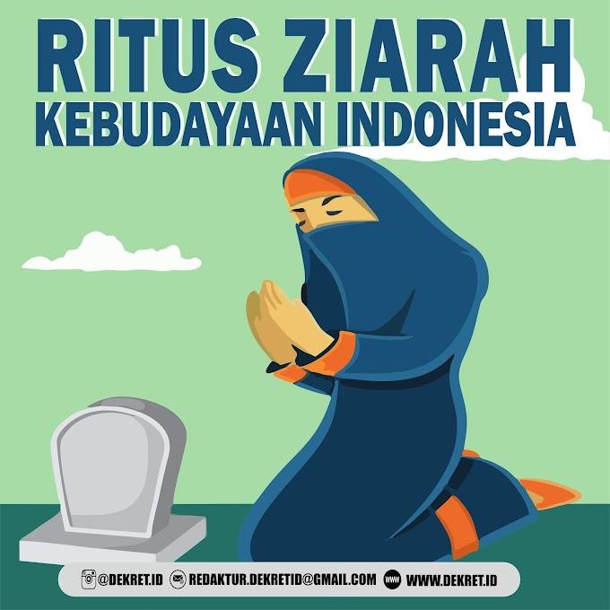 TRADISI PRAKTIK ZIARAH KEBUDAYAAN DI INDONESIA