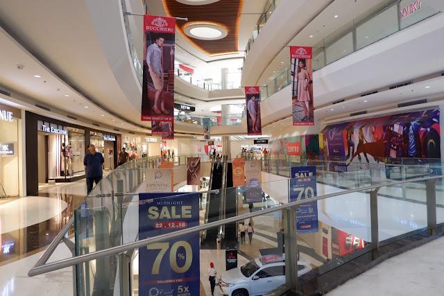 mall pesona square