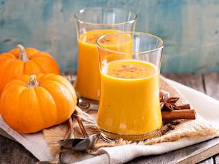Sữa bí ngô đậu nành bổ dưỡng dễ làm 2