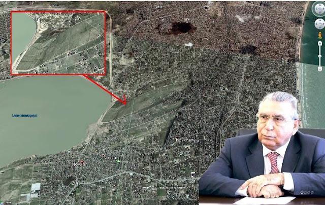 Novxanıdakı böyük torpaq sahəsini Ramiz Mehdiyevlə nə bağlayır?