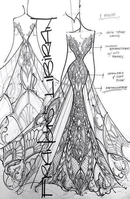 Catriona Grayu0026#39;s Designer Dress Will Be A Francis Libiran Creation - Pageanthology_101