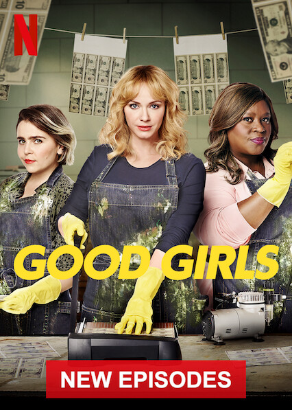 Good Girls (2020) Temporada 3 NF WEB-DL 1080p Latino
