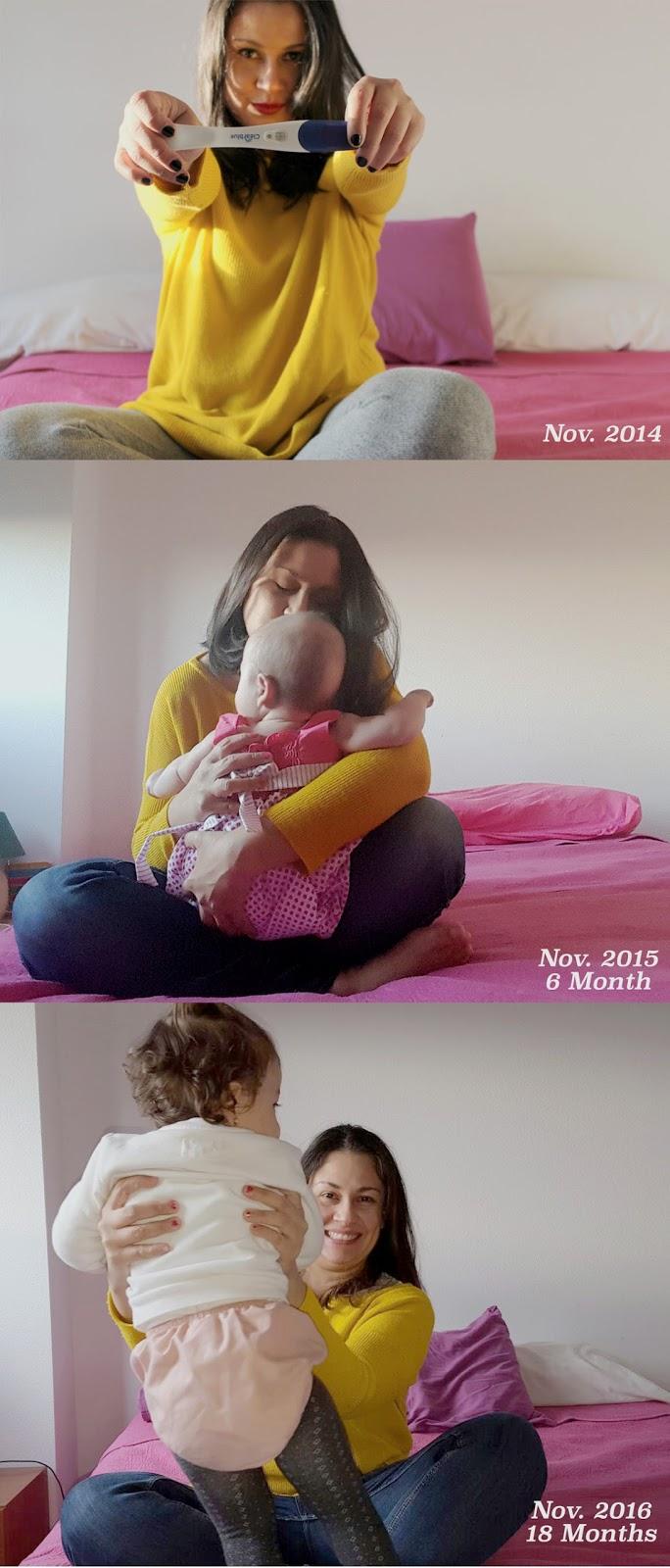 blog y vlog español de  maternidad