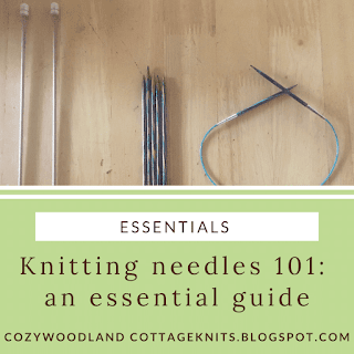 Picture of knitting needles 101 an essential guide