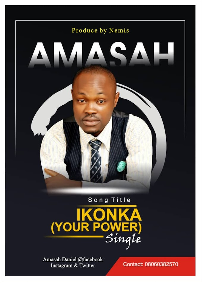 Download Ikonka (Your Power) By Amasah - REACHMUZIK