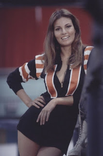 Raquel Welch Kansas City Bomber roller derby movie