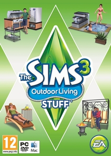 The Sims 3 Outdoor Living Stuff (Download Completo em Torrent)