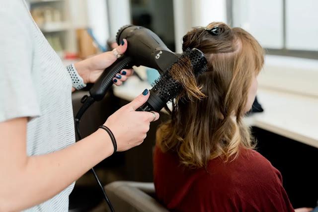 Ionic hair dryers